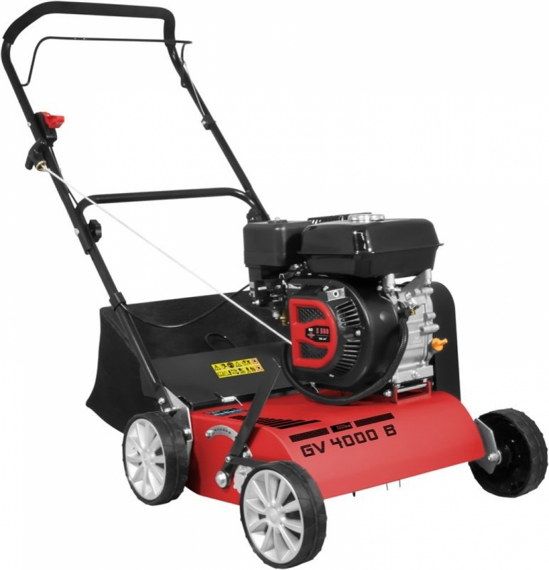 Zahradní technika - GÜDE Motorový vertikutátor GV 4000 B 95137