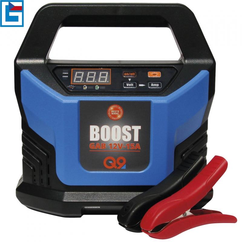 Dílna a Stavba - GÜDE Automatická nabíječka baterií GAB 15 A BOOST 85143