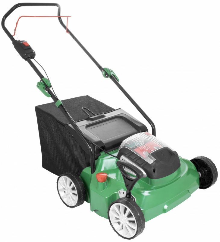 Zahradní technika - GÜDE Akumulátorový vertikutátor 400/40-5.0 S 95881
