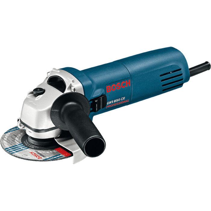 Elektrické nářadí - Bosch GWS 850 CE Professional Úhlová bruska 125mm 0601378793