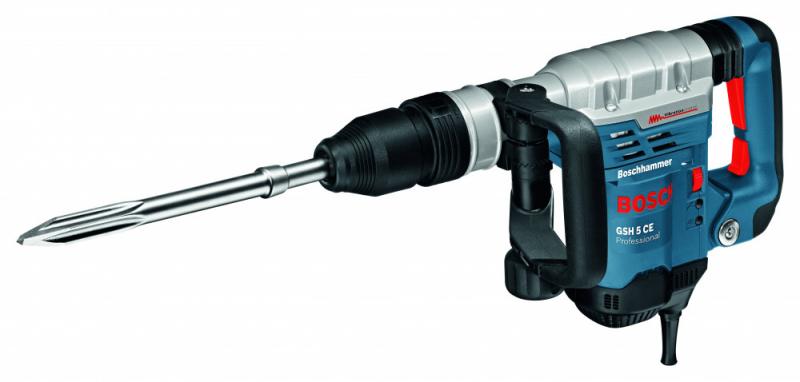 Elektrické nářadí - Bosch GSH 5 CE Professional Sekací kladivo SDS-Max 0611321000