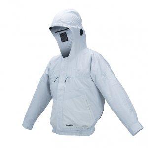 Aku nářadí - Makita DFJ211ZXL Bunda XL s ventilátory aku  Li-ion 10,8/14,4/18V Z
