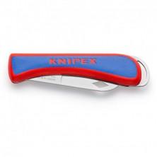 KNIPEX Nůž zavírací pro elektrikáře 80mm 162050SB