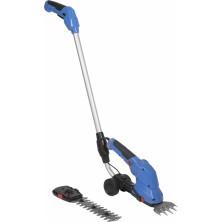 GÜDE Akumulátorové nůžky na trávu a keře GPS 7.2-1.5 95507