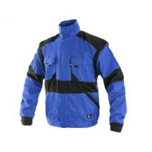 CXS LUXY HUGO Zimní pracovní bunda modro-černá