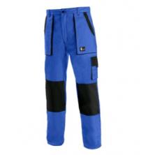 CXS  LUXY JAKUB pánské zimní kalhoty modro-černé