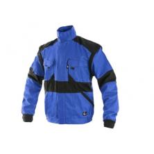 CXS LUXY EDA pracovní bunda prodloužená modro-černá