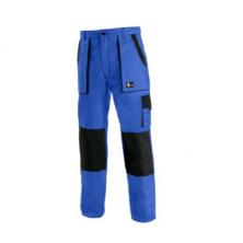 CXS LUXY JOSEF montérkové kalhoty modro-černé