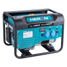Heron elektrocentrála benzínová 2,8kW/6,5HP 8896416