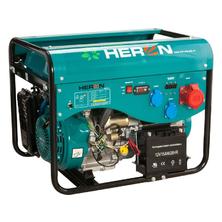 Heron LPG 43-3F Elektrocentrála benzínová a plynová 5300W 13HP 8896319