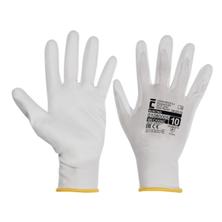 Cerva BUNTING rukavice bílé