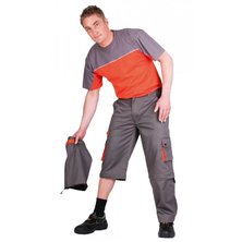 DESMAN Montérkové kalhoty 2v1