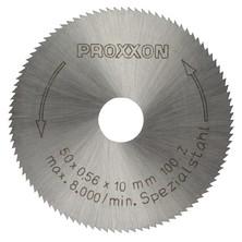 Proxxon 28020 Pilový kotouč z vysocelegované oceli
