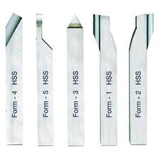 Proxxon 24530 Soustružnické nože HSS pro PD 250/E - sada 5 kusů