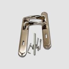 Kování Etna K90 nikl - Klíč