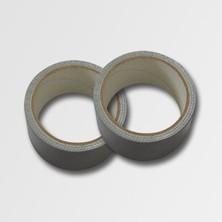 Lepící páska 38 - 50 mm - stříbrná Duct tape