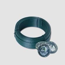 Vázací drát 1.4 - 3.4 mm x 50M zelený PVC