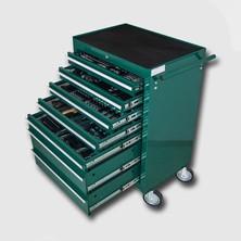 Honiton HA230 Montážní vozík na nářadí kovový vybavený 215dílů 680x458x860mm
