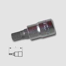"Honiton Hlavice 3-8mm zástrčná 1/4"" imbus"