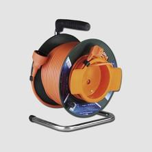 EMOS KL29002 Prodlužovací kabel na bubnu 1Z 230V/50m