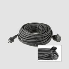 EMOS KL29220 Prodlužovací kabel guma 1 zás.230V/20m