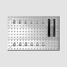 Závěsná stěna s držáky 1 díl 385x575mm