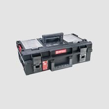 Box plastový 585x385x190mm PROFI Qbrick 200