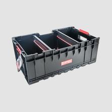 Box plastový bez víka 590x385x240 pro PROFI Qbrick