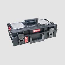 Qbrick P90608 Box plastový pro aku nářadí PROFI Qbrick 200