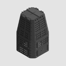 Kompostér černý MULTI 880L