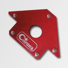 Richmann PC0466 Magnet úhlový 110x110mm, 25kg