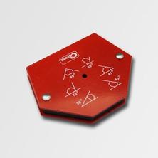Richmann PC0477 Magnet 6 úhelník , 37,5kg