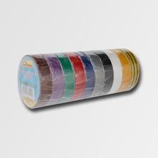 Páska izolačních PVC 10mm barevná bal/10ks (cena za 1ks)