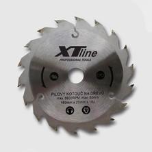 XTline Kotouč 140-600mm pilový profi s SK plátky