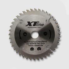 XTline Kotouč 140-600mm pilový profi trapézový
