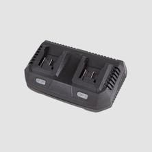 XTline XT102792 Nabíječka baterie li-ion 2X18V, 3.5A
