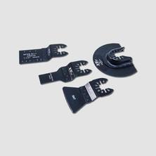 XTline XT106204 Sada nástrojů k multifunkční brusce 4ks