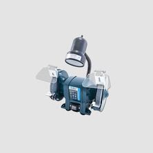 XTline XT107125 Bruska dvoukotoučová 125mm/150W + svítidlo 40W
