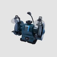 XTline XT107200 Stolní bruska s lampou 200x25x16mm 520W