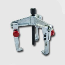 XTline Stahovák 100-150mm na ložiska 3 ramenný