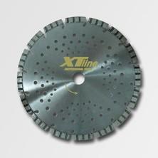 XTline Kotouč diamantový 115-230mm segmetový TURBO LASER