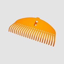 PET hrábě plastové 23 Zub 480x260mm