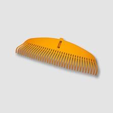 PET hrábě plastové 35 Zub 760x310mm