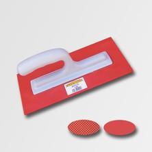 Hladítko hrubé / hladké ABS 3mm Profi 270x130mm