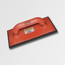 Hladítko plastové s gumovou pěnou 250x130x10mm