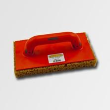 Hladítko 250 - 280mm plastové s vymívací houbou