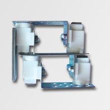 Magnety stavitelné 4 ks