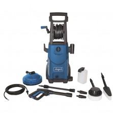 Scheppach HCE 2200 elektrická tlaková myčka 165 bar s příslušenstvím 5907702901