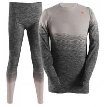 FLENMO - pánské bezešvé spodní prádlo šedé