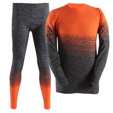 FLENMO - pánské bezešvé spodní prádlo oranž.